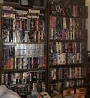 30 VHS FOR $36.95 FREE SHIPPING HUGE LOT HORROR ACTION SCI-FI ADVENTURE COMEDY !