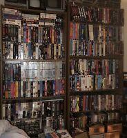 30 VHS FOR $34.95 FREE SHIPPING HUGE LOT HORROR ACTION SCI-FI ADVENTURE COMEDY !