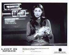 MIMI ROGERS Signed LOST IN SPACE Photo w/ Hologram COA