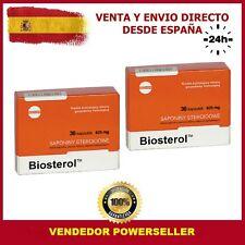 PACK BIOSTEROL 36 SGELS - MEGABOL- ESTIMULADOR DE LA TESTOSTERONA -MASA MUSCULAR