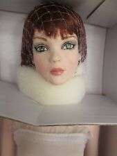 Nu Mood Jess Fashion Lily Tonner Doll NRFB Removable Wig Hands Feet Cinderella
