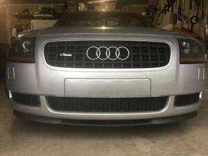Audi TT Mk1  Plastic Front Bumper Seat Cupra R Line Euro Spoiler Lip Universal