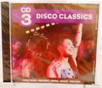 DISCO Classics + CD + Starkes Album mit 20 kultigen Klassikern für die Party (3)
