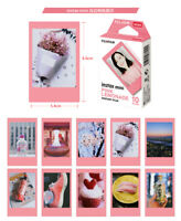 Pink FRAME Fujifilm Instax Mini Film Fuji Instant Photos For Mini 7s 8 50s SP-1