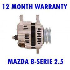 MAZDA B-SERIE 2.5 PICKUP 1996 1997 1998 1999 2000 2001 - 2015 RMFD ALTERNATOR