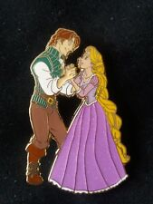 PINS DISNEY FANTASY PIN RAPUNZEL FLYNN RIDER DANCE THE TANGLED