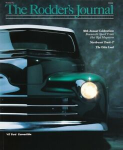 The Rodder's Journal Issue No. 10, Summer 1998, '47 Ford Convertible
