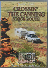 The Gall Boys Crossin' The Canning Stock Route DVD - FREE POST!