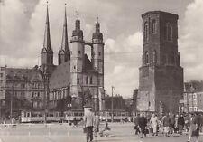 AK Halle, Kirche 1956