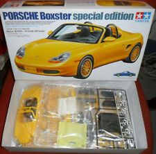 24249 Porsche Boxster Special Edition Tamiya 1:24 plastic model kit