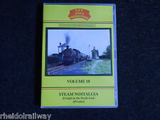 Freight In The North East, Steam Nostalgia, B & R Volume 18 DVD