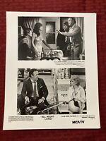 All Night Long Press Photo Movie Still 8x10 1981 Gene Hackman Barbra Streisand