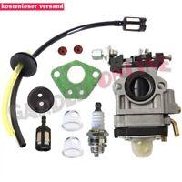 Vergaser Kit für Motorsense 52ccm 49ccm Fuxtec Timbertech Rotfusch Freischneider