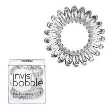 Invisibobble - Haargummi Haarabbinder Telefonhaargummi  Crystal Clear