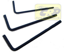 METRIC ALLEN WRENCH TOOL SET  Tamiya Kyosho Duratrax Traxxas RC  Team CRP 2506-A