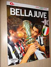 MAGAZINE SPECIAL BOOK GS EXTRA BELLA JUVE FC JUVENTUS SEASON 2014/2015