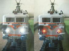 NOUVEAUTEE éclairage inversé BLANC & ROUGE a leds BB 17029 & 25531 jouef neuf