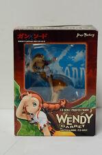 Max Factory 1/8 PVC Figure Wendy Garret Anime Manga