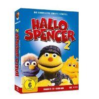 HALLO SPENCER - D ieKOMPLETTE 2.STAFFEL (EP.37-72) 6 DVD KINDER SERIE NEU