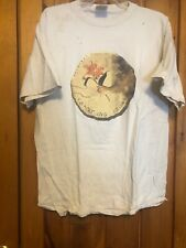 Rare Vintage Counting Crows Concert tshirt from tour 1999 size Xl