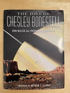 The Art of Chesley Bonestell. Ron Miller & Frederick Durant. 2001 hardback Space