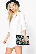 Vestiti da donna abito camicia bianca taglia M