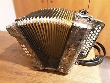 Hohner  Ziehharmonika   Club II B ohne Koffer