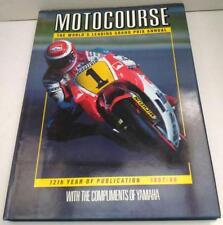 MOTOCOURSE 1987-88-  libro usato come nuovo
