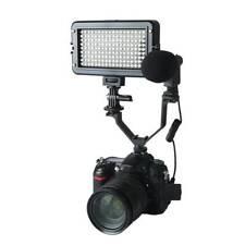 Professional DSLR Camera Flash Microphone Bracket Arm Mount Stand Rack KS