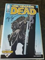 The Walking Dead #86 VF/NM SIGNED by Robert Kirkman