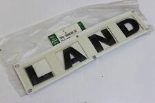 Neu Org. Land Rover Freelander I Motorhaube Schriftzug Hood Plate DAG500020LQQ