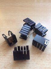 Disipador térmico de empuje TO220 Pack de 6 un. £ 4.25 Z1453