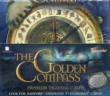 The Golden Compass Factory Sealed Hobby Box 24 Packs