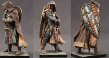 Tin toy soldiers ELITE painted 90mm Sergente Templare, XIII secolo