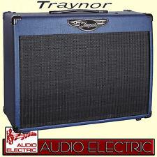 Traynor YCV-50 Blue Vollröhren Combo All Tube 50 Watt
