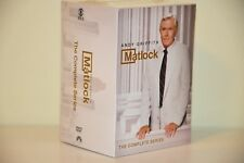 Matlock: The Complete Series DVD Box Set
