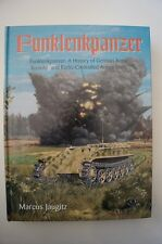 WW2 German Funklenpanzer Remote and Radio Controlled Armor Units Reference Book