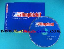 CD Singolo Limp Bizkit Behind Blue Eyes LIMPCDP2 EUROPE PROMO 2003 no mc lp(S24)
