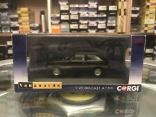 Vanguards Ford Fiesta XR2 Mk1 Black RHD 1/43 MIB Ltd Ed VA12508A