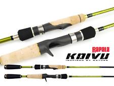 New Rapala KOIVU Rod KVS662MH / 6'6 2 Piece / 12 - 20LB, SPIN