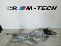 BMW E36 M3 electric window mech regulator motor 318 318is 323 328 M3 coupe cabby
