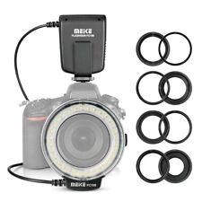 Meike FC-100 LED Makro Ringblitz Blitz Licht für Canon Nikon Olympus DSLR Kamera