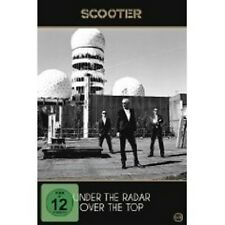 """Scooter """"under the radar over..."""" 2 cd+dvd+3 fan items"""