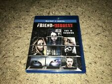 Friend Request (Blu-ray Disc, 2018)