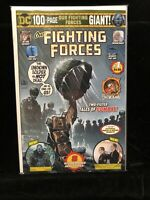 Our Fighting Forces #1 Comic Book 100 Page Giant **WALMART EXCLUSIVE**NM 🔑issue