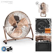 TROTEC Bodenventilator TVM 13 Windmaschine Lüfter Ventilator 44 Watt 35 cm