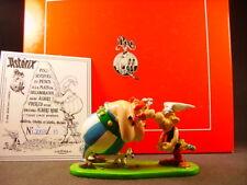 """PIXI ASTERIX OBELIX  """"Asterix et Obelix fâchés"""" + boite (BD de Uderzo,Goscinny )"""