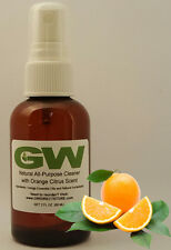 NEW! GW LEATHER CLEANER CONDITIONER FOR COUCH FURNITURE WITH MICROFIBER CLOTH