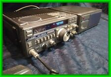 YAESU FT-757GX TRANSCEIVER + YAESU FP-757HD POWER SUPPLY SPEAKER