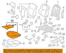 TOYOTA OEM 12-14 Prius V Driver Seat-Cushion Cover 7107247320B2